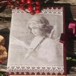 """Angyalkás napló - """"Az én karácsonyi angyalkám"""""""
