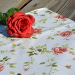 """Rózsás terítő - """"Adél rózsája"""" asztalközép"""