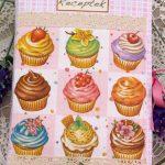 Muffinos receptes füzet - sütis receptek