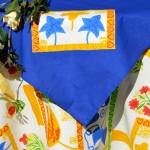 Asztalterítő garnitúra - őszi leveles