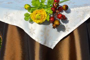 Alkalmi asztalterítők - asztalaink ünnepi öltözéke