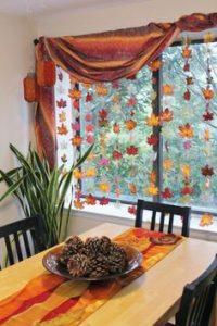 Őszi terítők - őszies hangulat a lakásban