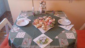 Asztalterítő - Szvetlana terítője