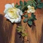 Ünnepi terítő barna - fahéj színű terítő