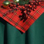 Skót kockás asztalterítő - Mary garnitúra