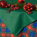 Skót kockás asztalterítő - Oliver garnitúra