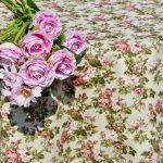 Rózsás terítő - Fanni rózsái