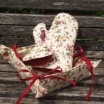 Kenyérkosár és kesztyű - konyhai textilek