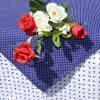Pamut asztalterítők - egyszínű vagy mintás