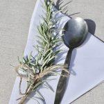 Fehér damaszt szalvéta - minta nélküli 40x40 cm